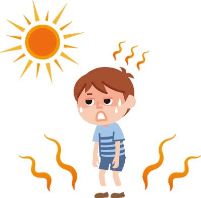 De zon kan outdoor een storende invloed hebben, waardoor kinderen niet kunnen blijven stilzitten.