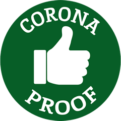 Corona proof-label